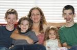 Jen & Kids 2011
